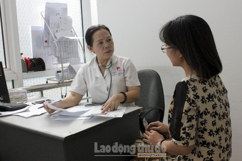 cham soc suc khoe sinh san cho nu cong nhan vien chuc lao dong