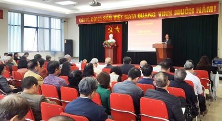Quận Ba Đình:  Tổ chức Hội nghị Báo cáo viên tháng 10 năm 2018