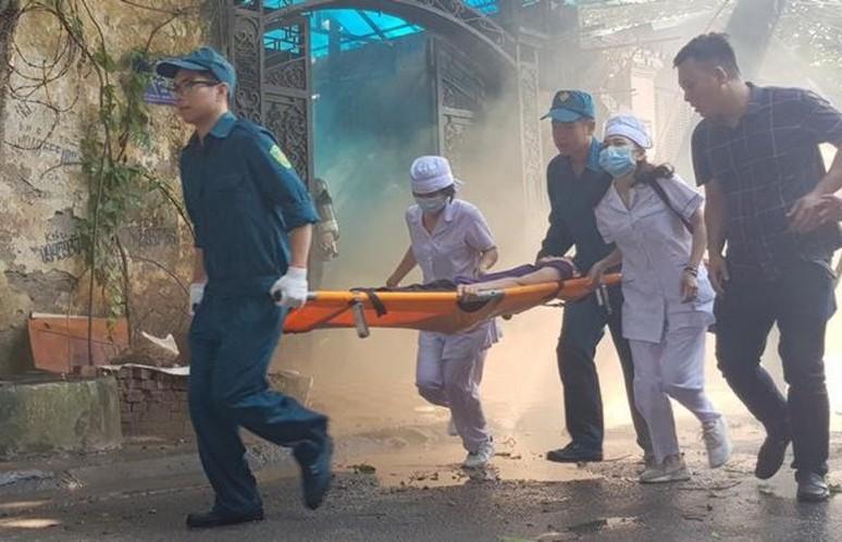 Quận Ba Đình: Tăng cường các biện pháp phòng chống cháy, nổ