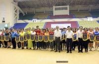 Sôi nổi Hội khỏe công nhân, viên chức, lao động quận Ba Đình năm 2019
