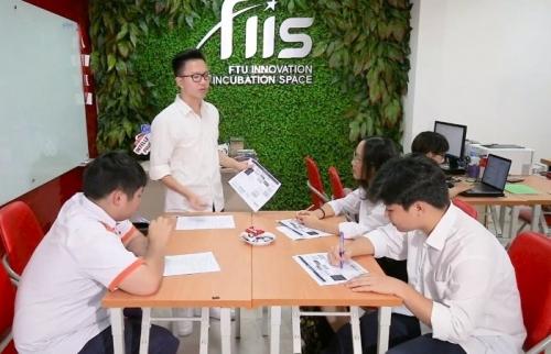 Dự án của học sinh Thủ đô giành giải Nhất cuộc thi SV-Startup 2019