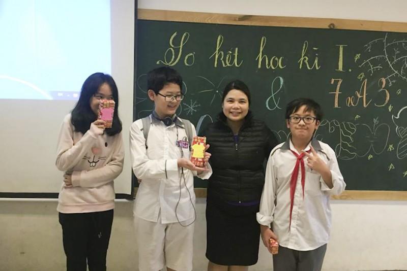 hoc sinh chu dong sang tao tu tin se tao nen mot gio hoc hanh phuc