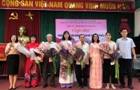 Gặp mặt thành viên các ban Đảng và nữ cán bộ chủ chốt