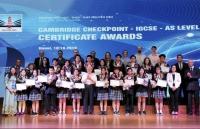 Vinh danh học sinh đạt thành tích xuất sắc tại các kỳ thi Cambridge 2019