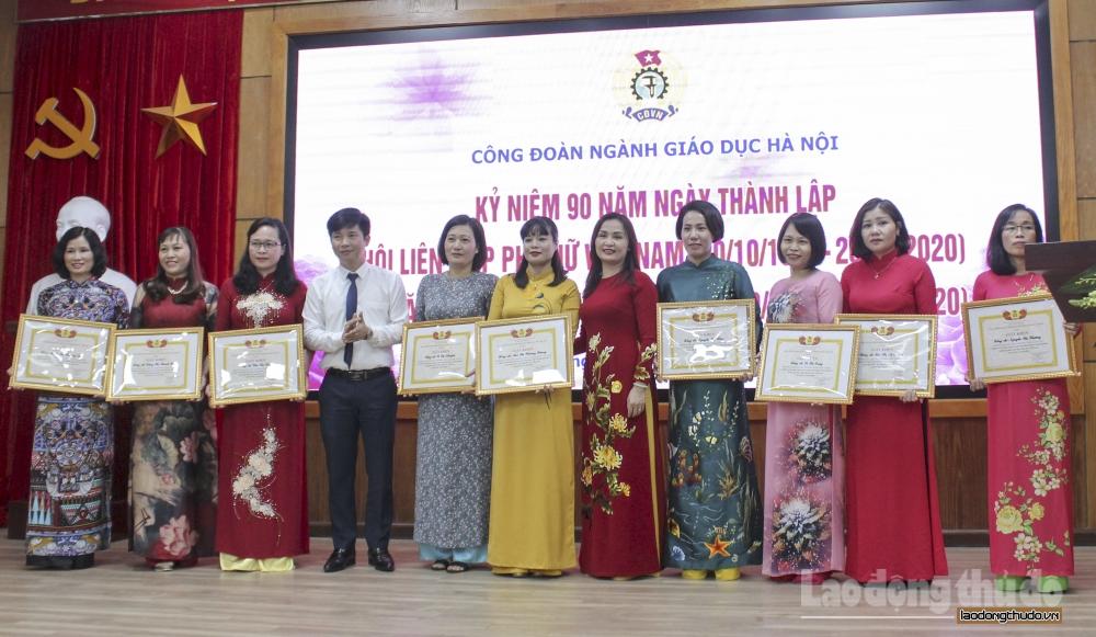 Kỷ niệm 90 năm thành lập Hội Liên hiệp Phụ nữ Việt Nam