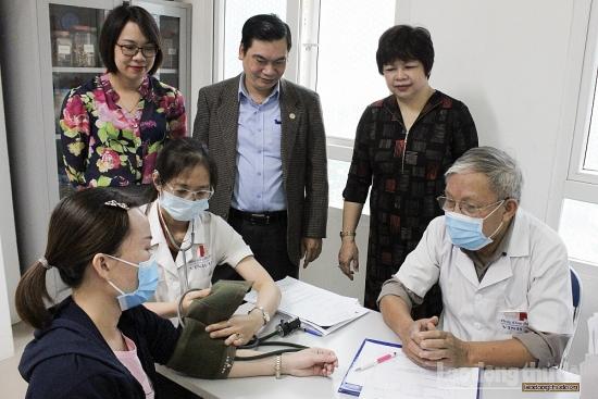 Chăm sóc sức khỏe sinh sản cho hơn 800 nữ công nhân, viên chức, lao động