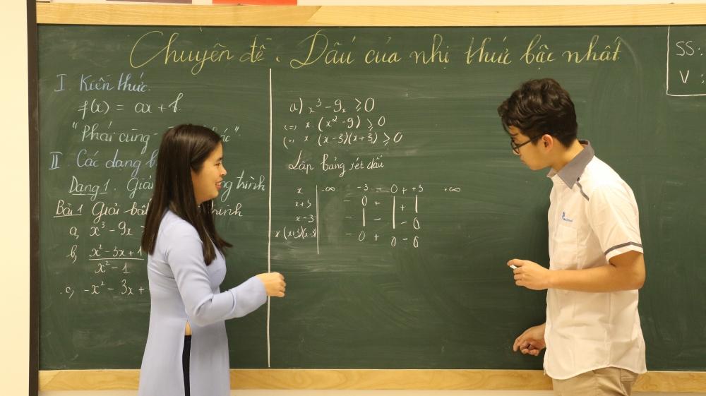 Đẩy mạnh hợp tác quốc tế trong lĩnh vực giáo dục và đào tạo