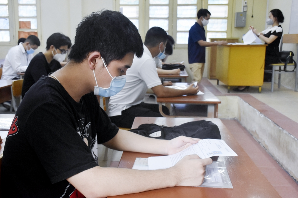 Bộ GD&ĐT thông tin về phương án thi tốt nghiệp THPT và tuyển sinh ĐH, CĐ năm 2022