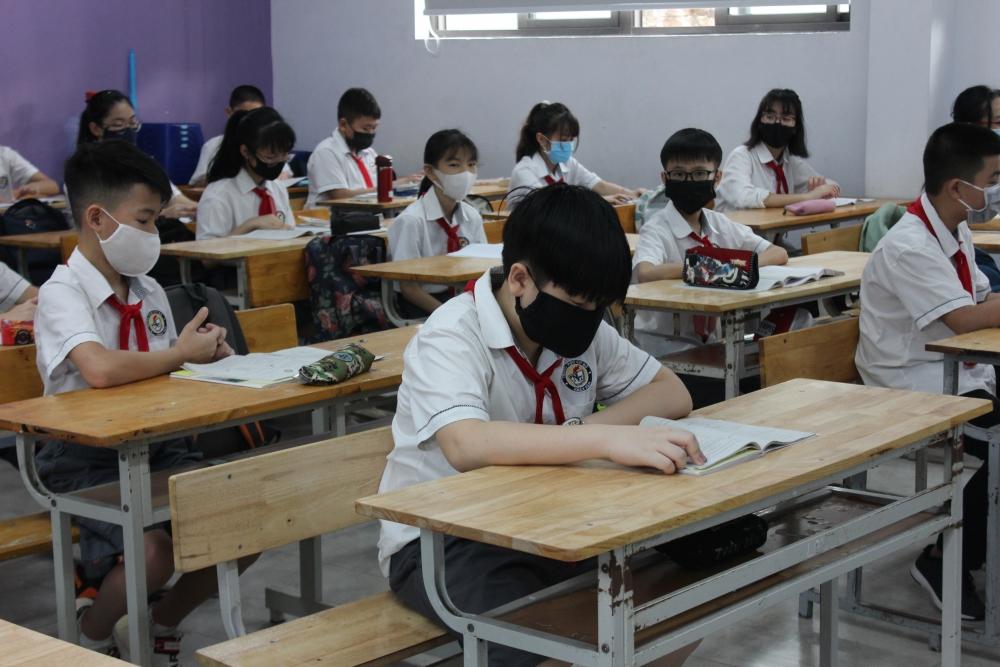 Tăng cường chất lượng dạy và học khi học sinh trở lại trường học tập