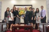 Hà Nội: Tăng cường hợp tác giáo dục với Đại học RMIT