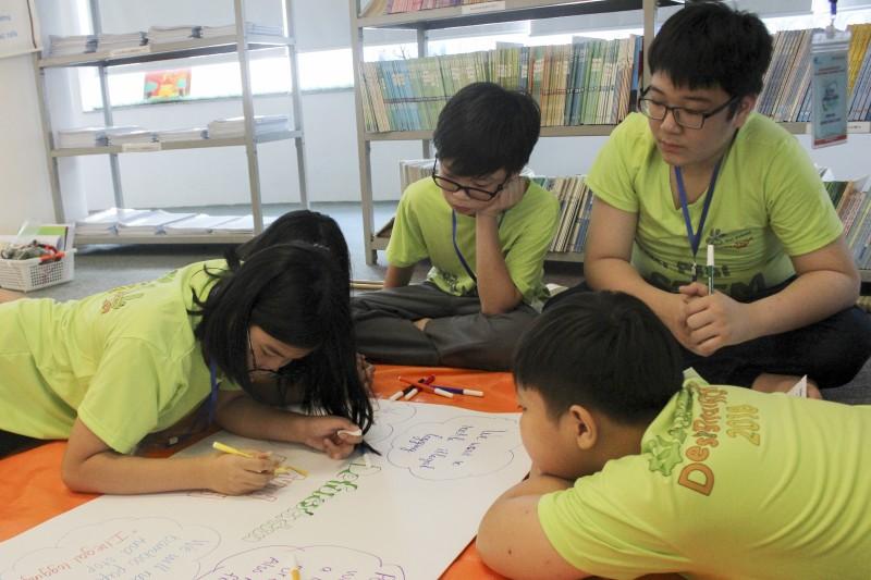 Thúc đẩy tư duy sáng tạo của học sinh