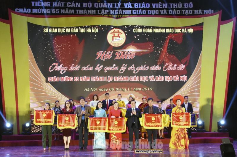 chung khao hoi dien tieng hat can bo quan ly va giao vien thu do nam 2019