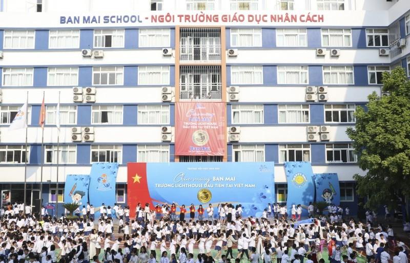 """Công nhận trường """"Hoa tiêu"""" đầu tiên tại Việt Nam"""