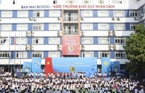 Công nhận trường 'Hoa tiêu' đầu tiên tại Việt Nam