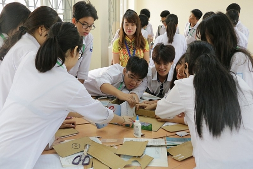 Đổi mới, sáng tạo trong quản lý, giảng dạy và học tập