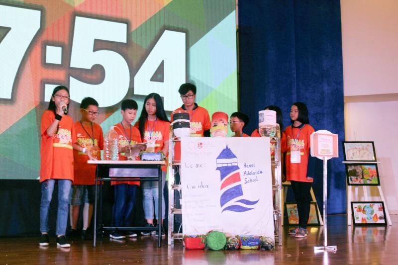 nhieu y tuong sang tao tai global childrens designathon 2019