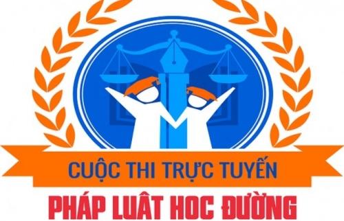 """Hà Nội: Phát động cuộc thi trực tuyến """"Pháp luật học đường"""""""