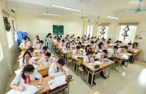Xây dựng trường học hạnh phúc: Tất cả cùng thay đổi và tiến bộ