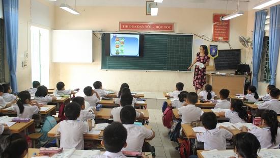 Nhận hồ sơ đề nghị thẩm định sách giáo khoa lớp 2 từ ngày 15/11