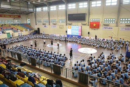 Tập huấn phát triển bóng rổ học đường