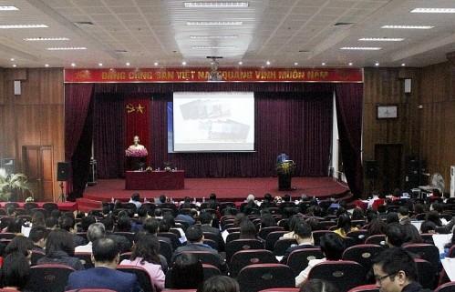 Hà Nội: Sáng tạo để đổi mới là trách nhiệm của mỗi nhà giáo