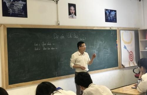 Hà Nội lên kế hoạch tuyển bổ sung giáo viên