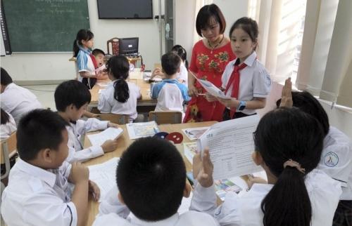 Hà Nội sẽ tuyển dụng bổ sung 418 giáo viên các cấp học