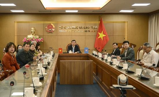 Việt Nam đứng đầu 6 nước Đông Nam Á về đánh giá kết quả học tập của học sinh tiểu học