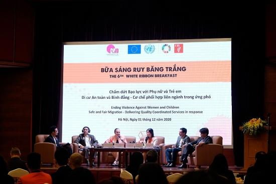 Cải thiện cơ chế phối hợp liên ngành trong ứng phó với bạo lực đối với phụ nữ di cư