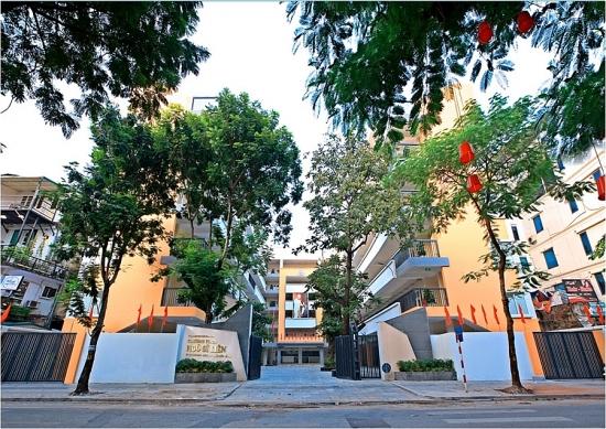 Hà Nội: Thêm 21 trường trung học đạt chuẩn quốc gia