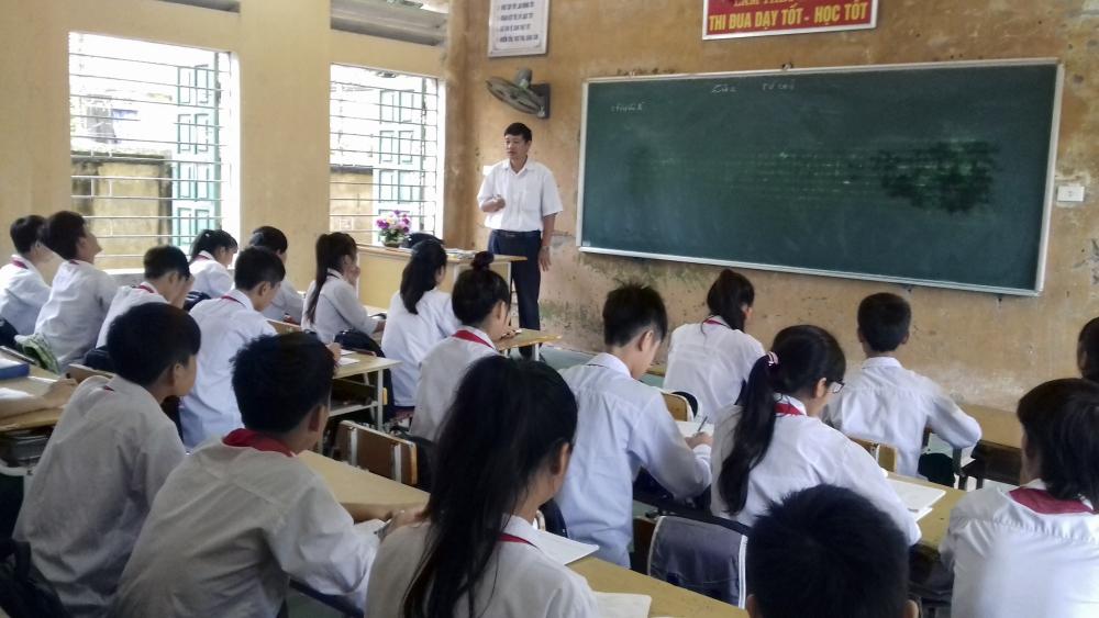 Hà Nội: Tuyển dụng 3.960 giáo viên, nhân viên