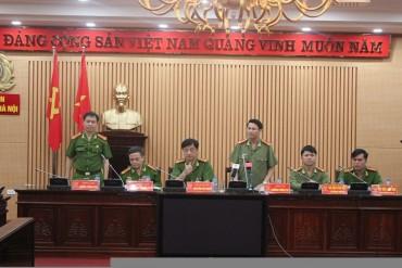 Công an Thành phố Hà Nội thông báo về vụ hai luật sư bị hành hung