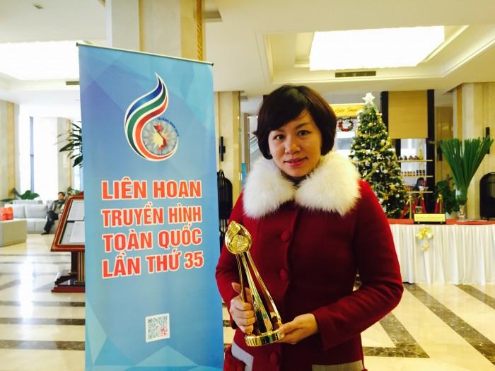 Tác phẩm 'Lửa ấm trong mưa' đoạt giải vàng Liên hoan TH toàn quốc lần thứ 35