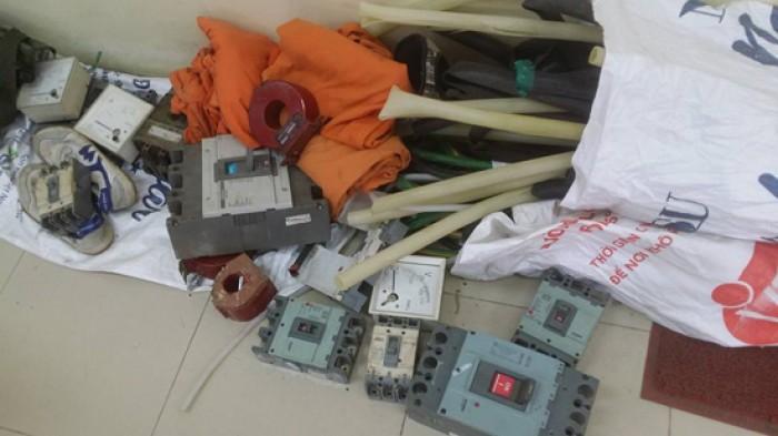 Đội lốt thợ điện, trộm cắp thiết bị