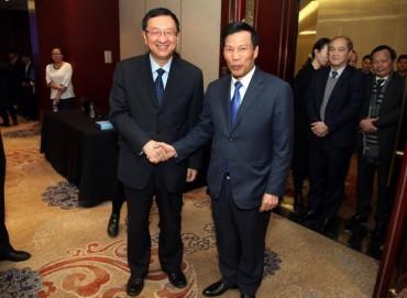 Bộ trưởng Bộ VHTTDL Nguyễn Ngọc Thiện thăm Trung Quốc