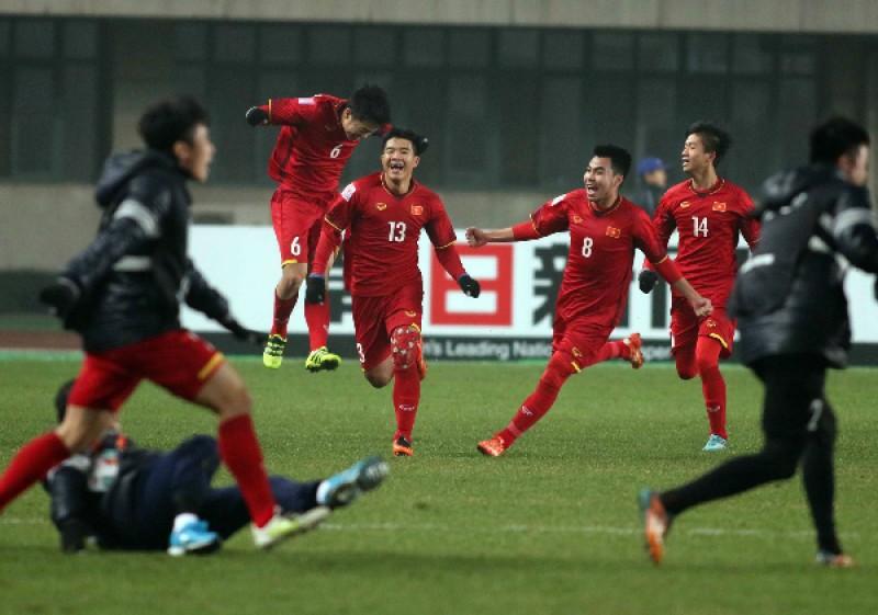 Bộ trưởng Bộ VHTTDL gửi thư chúc mừng tới tuyển U23 Việt Nam