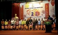 LĐLĐ quận Nam Từ Liêm tổ chức Tết sum vầy năm 2019 cho CNVCLĐ