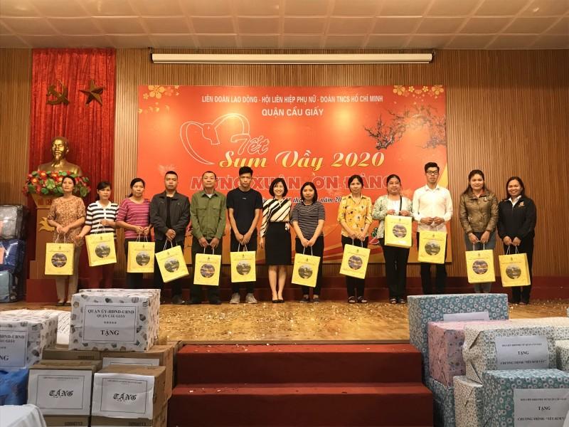 Tết sum vầy 2020 tại Làng trẻ Biral Hà Nội