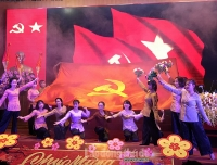Sôi nổi cuộc thi tìm hiểu về lịch sử vẻ vang của Đảng Cộng sản Việt Nam