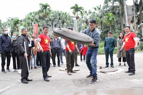 dau xuan kham pha net van hoa dac sac que lua thai binh