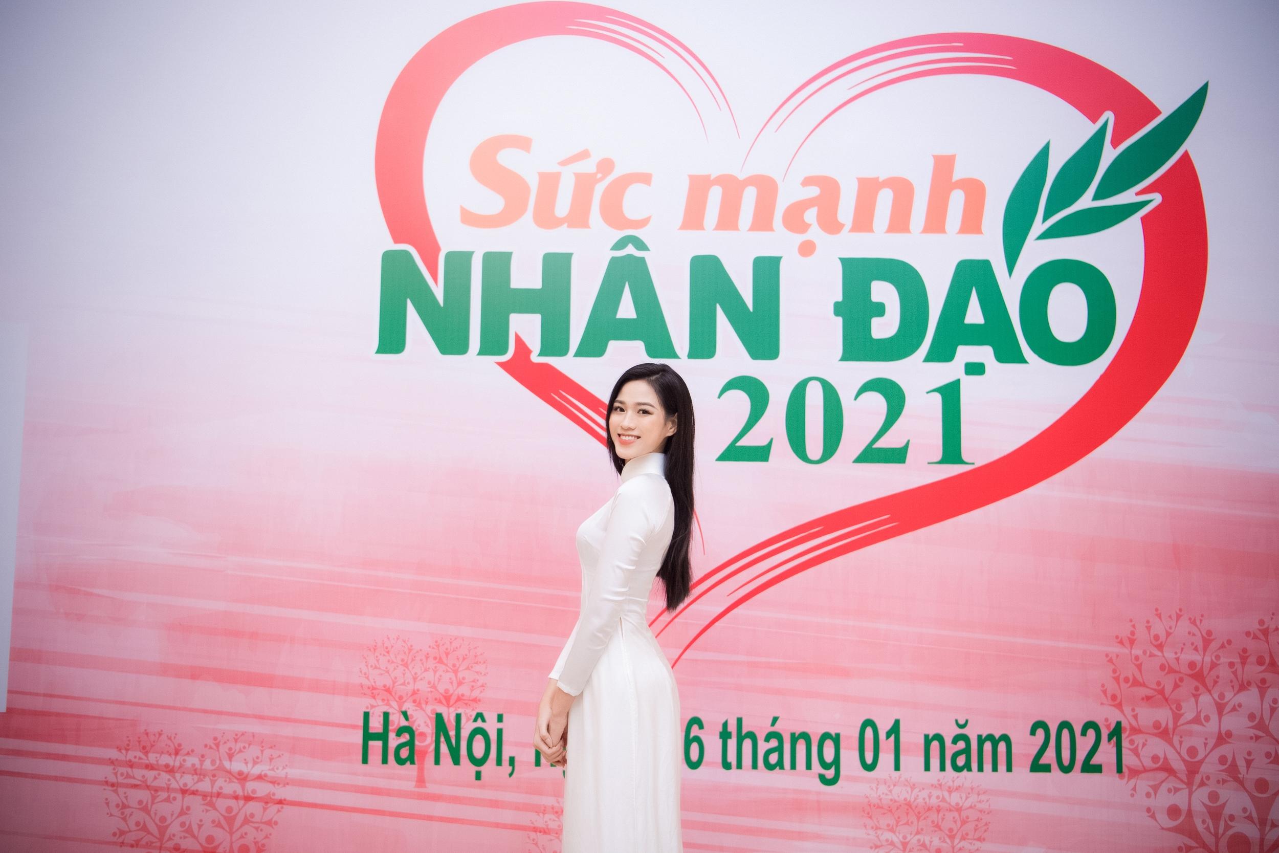 Hoa hậu Đỗ Thị Hà trở thành đại sứ Hội Chữ thập đỏ Việt Nam