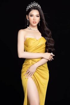 Á hậu Ngọc Thảo chính thức đại diện Việt Nam lên đường dự thi Hoa hậu Hoà bình Quốc tế