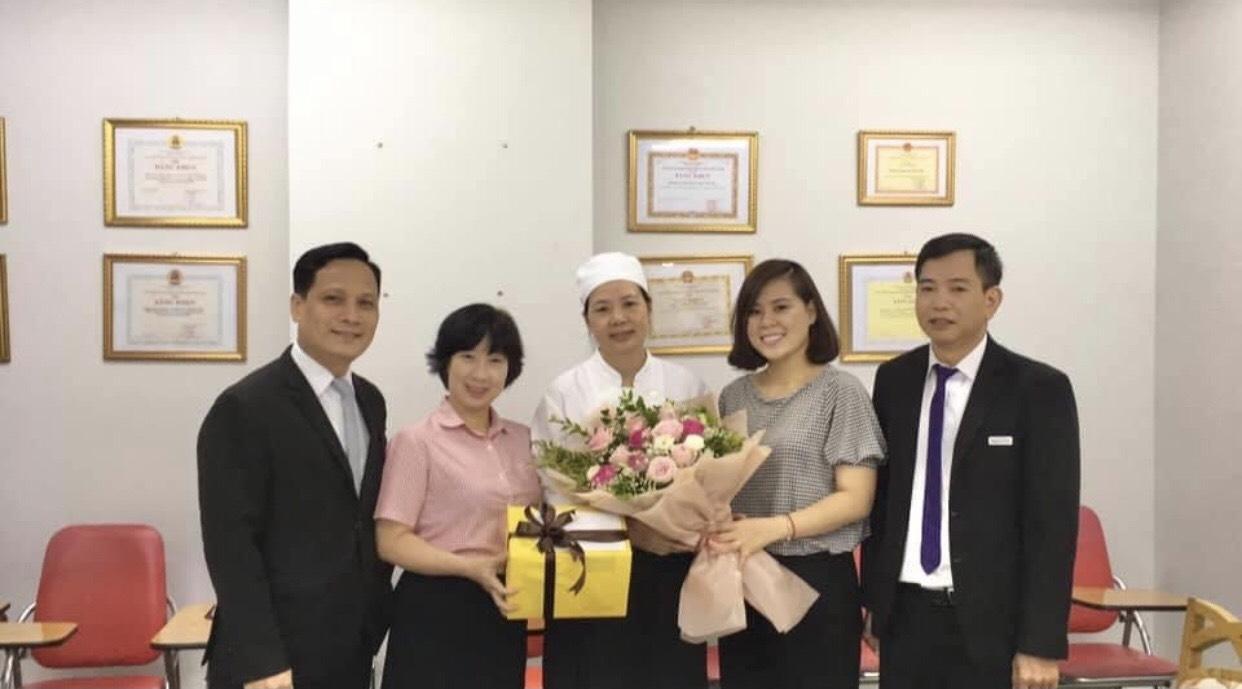 Công đoàn Công ty TNHH KCC Hanoi Plaza ngày càng khẳng định vị trí, vai trò trong doanh nghiệp