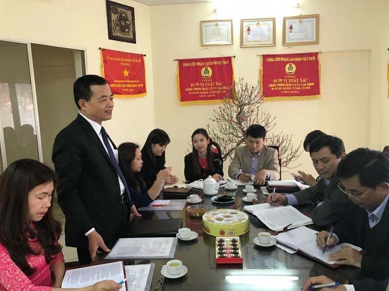 Nghiêm túc thực hiện kỷ cương hành chính trong dịp Tết Đinh Dậu 2017