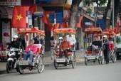 Khách du lịch từ Anh đến Hà Nội đón Tết tăng mạnh