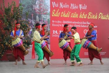 Vui xuân Mậu Tuất tại Bảo tàng Dân tộc học Việt Nam