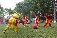 Vui xuân Kỷ Hợi với sắc thái văn hóa Bắc Giang giữa lòng Thủ đô