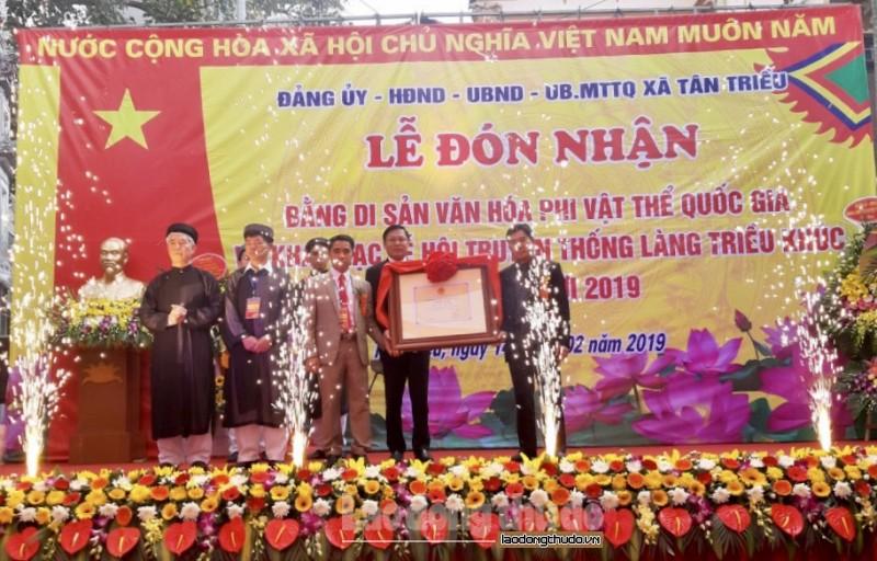 le hoi lang trieu khuc don nhan bang di san van hoa phi vat the quoc gia