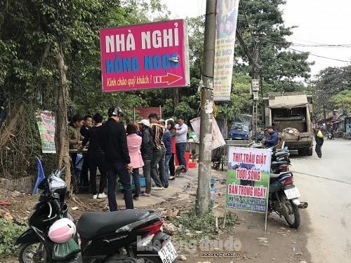Tăng cường xử lý vi phạm về quảng cáo trên địa bàn quận Hai Bà Trưng
