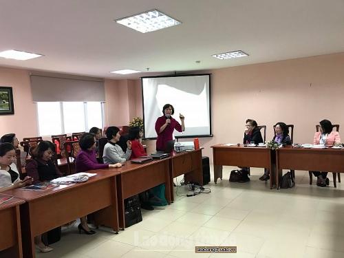 Giới thiệu nhiều sản phẩm khoa học - công nghệ của nữ trí thức Việt
